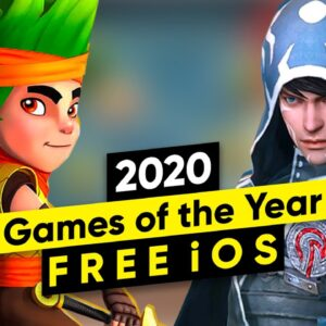 10 Best Free iOS Games of 2020 | Mobile Games of the Year