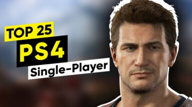 25 Best PS4 Single-player Games of All Time [2021 Final Update]