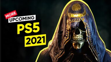25 MORE Upcoming PS5 Games for 2021