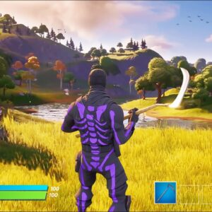 fortnite on the BEST possible graphics