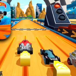 HOT WHEELS UNLIMITED All New Community Tracks Gameplay (iOS, Android)