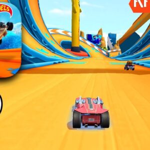 HOT WHEELS UNLIMITED - Daily Challenge Game Mode #2 (iOS, Android)