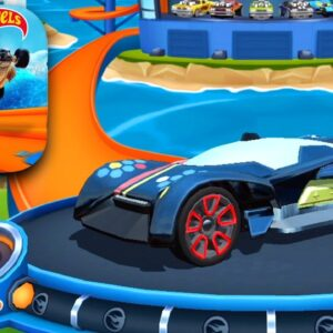 HOT WHEELS UNLIMITED Futarismo Car Gameplay (iOS, Android)
