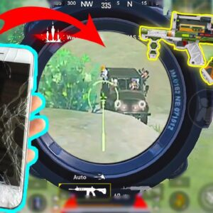 I BROKE MY PHONE FOR THIS | SOLO vs SQUAD PUBG MOBILE