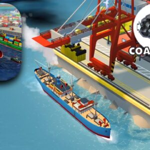 Port City: Ship Tycoon - Gameplay Trailer (iOS, Android)