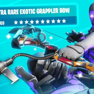 THE *NEW* EXOTIC GRAPPLER BOW!