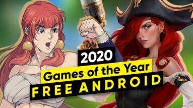 Top 10 Free Android Games of 2020   Mobile Games of the Year