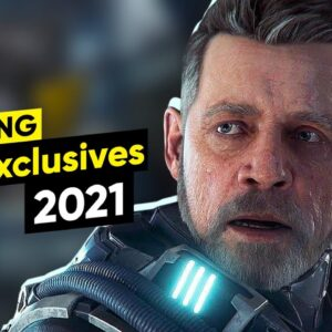 Top 15 Upcoming PC Exclusives for 2021 | PC-Only Games