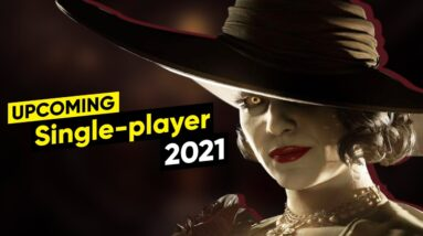 Top 15 Upcoming Single Player Games for 2021, 2022, & Beyond