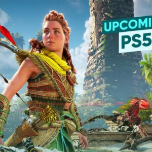 Top 25 Upcoming PS5 & PS4 Games for 2021, 2022, and Beyond