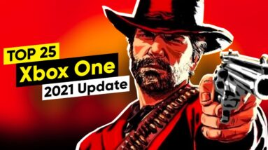 Top 25 Xbox One Games of All Time [2021 Update]