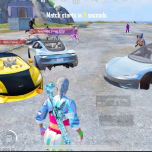 Wow!! BEST MYHTIC FASHION PLAYERS at THIS LOBBY😱Pubg Mobile