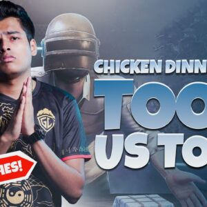 12FINISHES WITH CHICKEN DINNER  | TOURNAMENT |BGMI