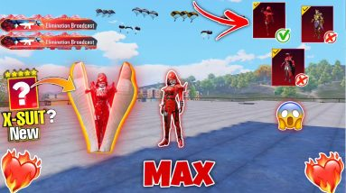 New!!🔥MAX UPGRADING EMPRESS X-SUIT is REALY OP😱 SAMSUNG,A7,A8,J4,J5,J6,J7,J9,J2,J3,J1,XMAX,XS,J3
