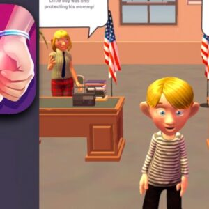 JUDGE 3D - Gameplay Walkthrough Part 1 - All Levels (iOS, Android)