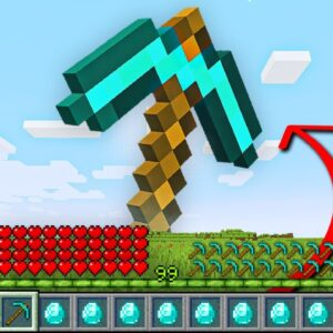Minecraft, But You Can Shapeshift Into Any Item...