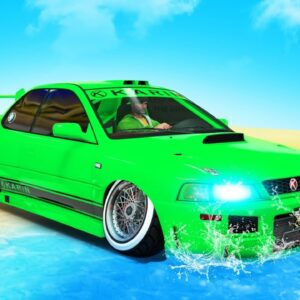 *NEW* GTA 5 CAR WITH SUPER POWERS! (Insane)