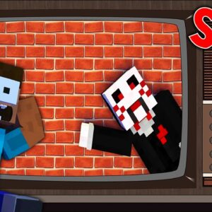 Monster School : THE SAW HORROR GAME Challenge Part 2 - Minecraft Animation