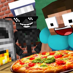 Monster School : BABY MONSTERS COOKING CHALLENGE ALL EPISODE - Minecraft Animation