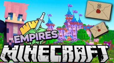 Snail Mail 🐌 | Ep. 16 | Minecraft Empires 1.17