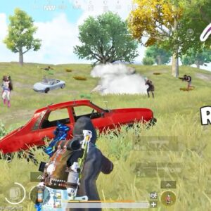 The REAL KING OF REFLEX😱Pubg Mobile