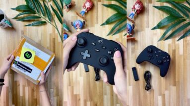 UNBOXING: RIBOXIN XBOX/PC Bluetooth Controller   whatoplay