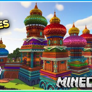 Upset Wife & BIG Tower! | Empires SMP | Ep.16 (1.17 Survival)