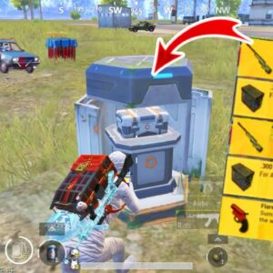 Wow!! NEW BEST LOOT BOX in NEW UPDATE😍Pubg Mobile