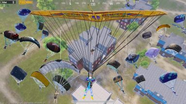 ALL PRO PLAYERS LANDED in HERE AGAİN🥵Pubg Mobile