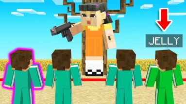 Eliminate The FAKE PLAYER In SQUID GAME! (Minecraft Guess Who)