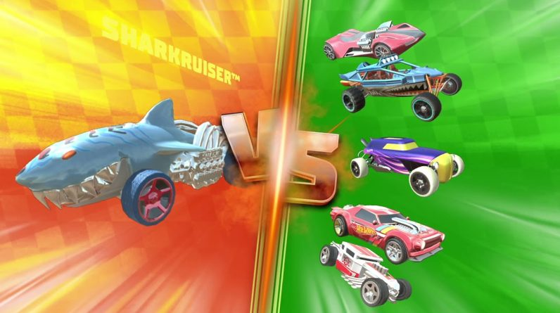HOT WHEELS UNLIMITED - Full Episode 8 Gameplay (iOS, Android)