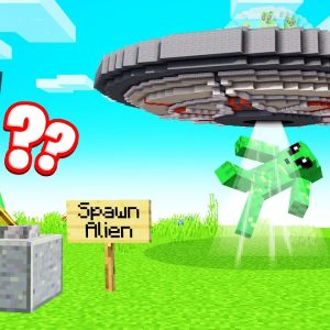 Introducing ALIENS To Minecraft...