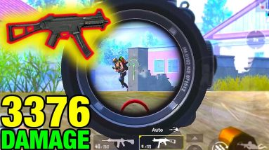NEW - The Power of UMP45!! | PUBG Mobile