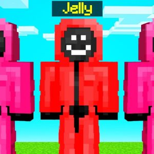 Playing GUESS WHO In Squid Game Minecraft!