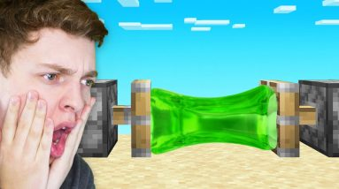 Reacting to Ultra Realistic Minecraft!