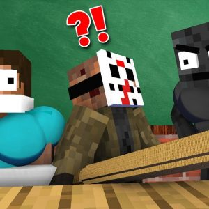 Monster School : BABY MONSTERS HEROBRINE IS KIDNAPPED CHALLENGE ALL EPISODE - Minecraft Animation