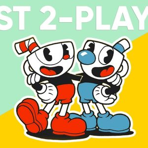 Top 25 PS4 2-Player Games of All Time