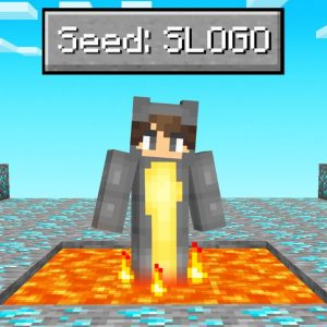We Played On The SLOGO Seed! (Minecraft)